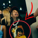 Американский рэпер Tyga снялся в клипе в футболке с изображением Виктора Цоя