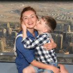Звезда Кухни Ольга Кузьмина исполнила мечту своего шестилетнего сына