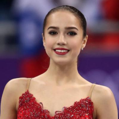 Алина Загитова красуется на афишах Чемпионата Европы 2020