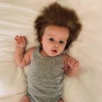 Аномально лохматый малыш из Австралии стал любимцем в соцсетях