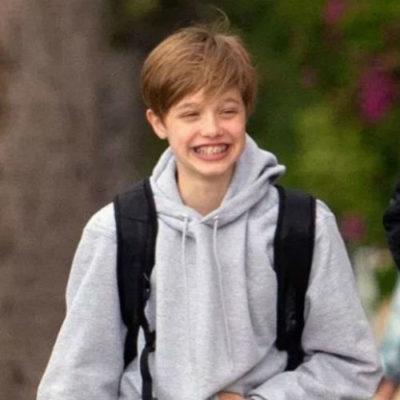 Дочь Брэда Питта и Анджелины Джоли считает себя мальчиком