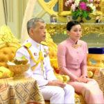 Король Таиланда взял в жены бывшую стюардессу