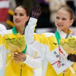 Загитова и Трусова станут участницами проекта онлайн тренировок